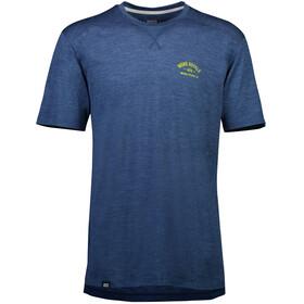 Mons Royale Vapour Lite T T-Shirt Men oily blue